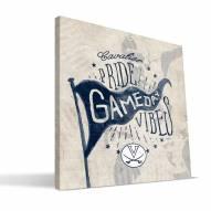 Virginia Cavaliers Gameday Vibes Canvas Print