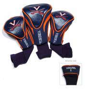 Virginia Cavaliers Golf Headcovers - 3 Pack