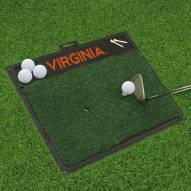 Virginia Cavaliers Golf Hitting Mat
