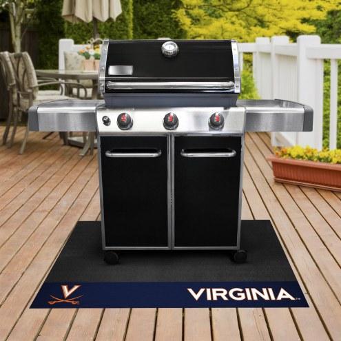 Virginia Cavaliers Grill Mat