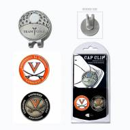Virginia Cavaliers Hat Clip & Marker Set