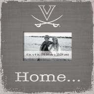 Virginia Cavaliers Home Picture Frame