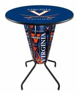 Virginia Cavaliers Indoor Lighted Pub Table