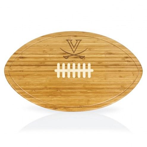 Virginia Cavaliers Kickoff Cutting Board