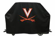 Virginia Cavaliers Logo Grill Cover