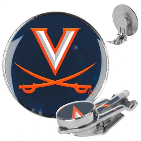 Virginia Cavaliers Magic Clip