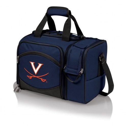 Virginia Cavaliers Malibu Picnic Pack