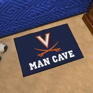 Virginia Cavaliers Man Cave Starter Mat