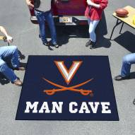 Virginia Cavaliers Man Cave Tailgate Mat