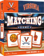 Virginia Cavaliers Matching Game