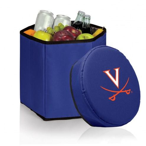 Virginia Cavaliers Navy Bongo Cooler