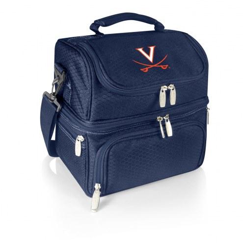 Virginia Cavaliers Navy Pranzo Insulated Lunch Box