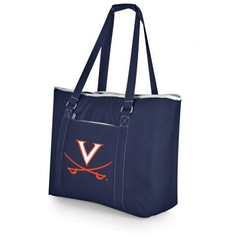 Virginia Cavaliers Navy Tahoe Beach Bag