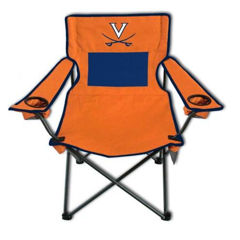 Virginia Cavaliers Monster Mesh Tailgate Chair