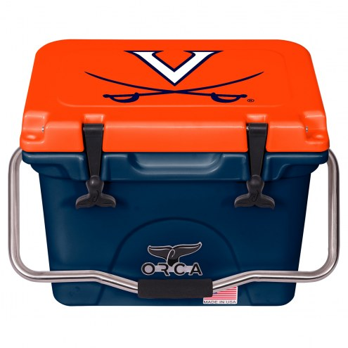 Virginia Cavaliers ORCA 20 Quart Cooler