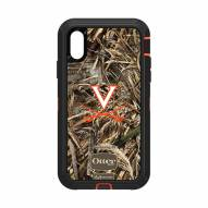 Virginia Cavaliers OtterBox iPhone XR Defender Realtree Camo Case