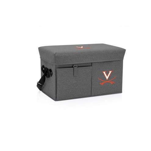 Virginia Cavaliers Ottoman Cooler & Seat