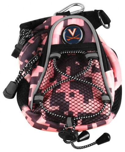 Virginia Cavaliers Pink Digi Camo Mini Day Pack