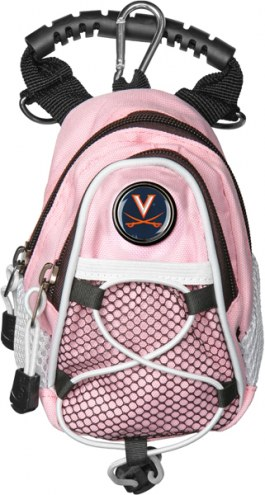 Virginia Cavaliers Pink Mini Day Pack