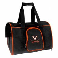 Virginia Cavaliers Premium Pet Carrier Bag