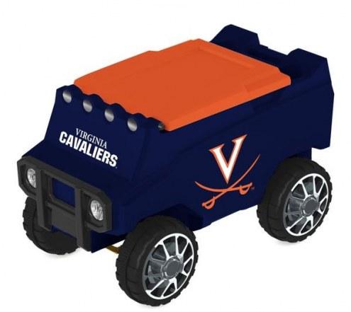 Virginia Cavaliers Remote Control Rover Cooler