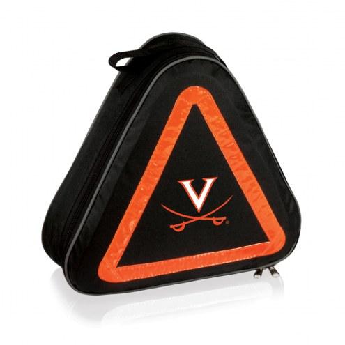 Virginia Cavaliers Roadside Emergency Kit
