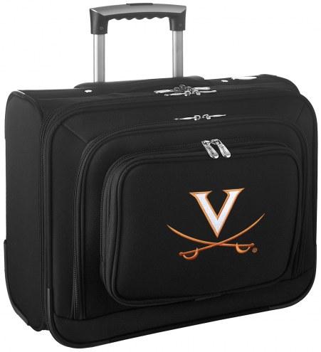 Virginia Cavaliers Rolling Laptop Overnighter Bag