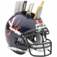 Virginia Cavaliers Schutt Football Helmet Desk Caddy