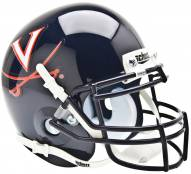 Virginia Cavaliers Schutt Mini Football Helmet