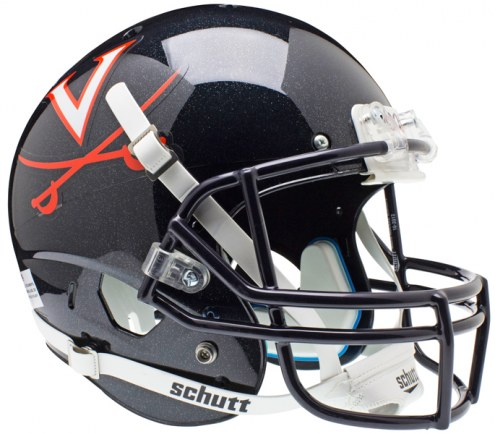 Virginia Cavaliers Schutt XP Collectible Full Size Football Helmet