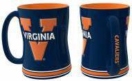 Virginia Cavaliers Sculpted Relief Coffee Mug