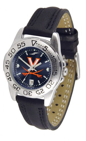 Virginia Cavaliers Sport AnoChrome Women's Watch