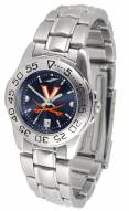 Virginia Cavaliers Sport Steel AnoChrome Women's Watch