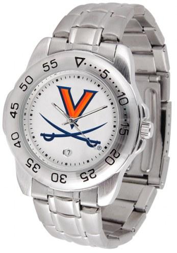 Virginia Cavaliers Sport Steel Men's Watch