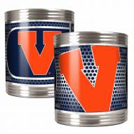 Virginia Cavaliers Stainless Steel Hi-Def Coozie Set