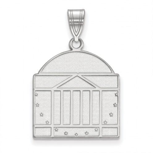 Virginia Cavaliers Sterling Silver Large Pendant