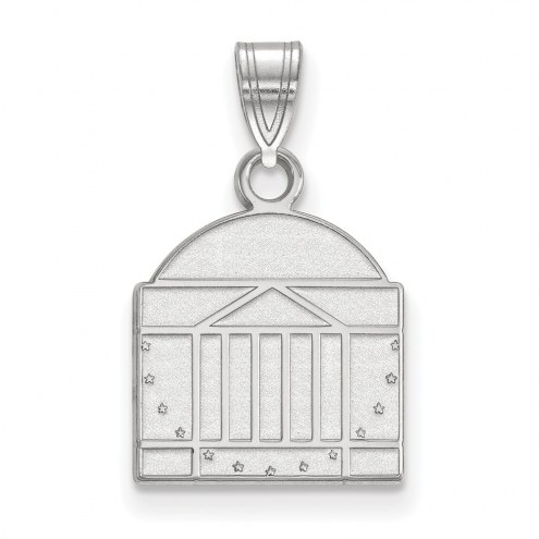 Virginia Cavaliers Sterling Silver Small Pendant
