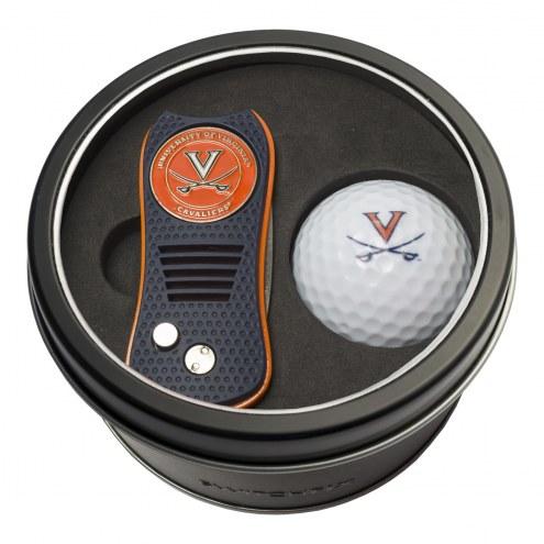 Virginia Cavaliers Switchfix Golf Divot Tool & Ball
