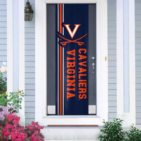 Virginia Cavaliers Door Banner