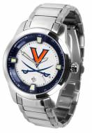 Virginia Cavaliers Titan Steel Men's Watch