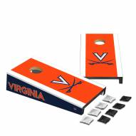 Virginia Cavaliers Mini Cornhole Set