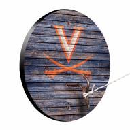 Virginia Cavaliers Weathered Design Hook & Ring Game