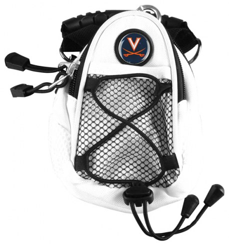 Virginia Cavaliers White Mini Day Pack
