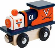 Virginia Cavaliers Wood Toy Train