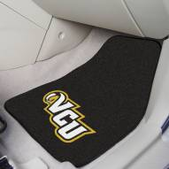 Virginia Commonwealth Rams 2-Piece Carpet Car Mats