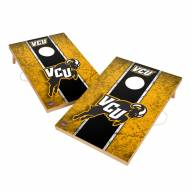 Virginia Commonwealth Rams 2' x 3' Vintage Wood Cornhole Game