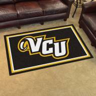 Virginia Commonwealth Rams 4' x 6' Area Rug