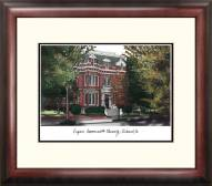 Virginia Commonwealth Rams Alumnus Framed Lithograph