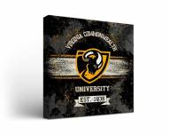 Virginia Commonwealth Rams Banner Canvas Wall Art