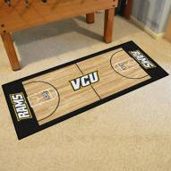 Virginia Commonwealth Rams Basketball Court Runner Rug